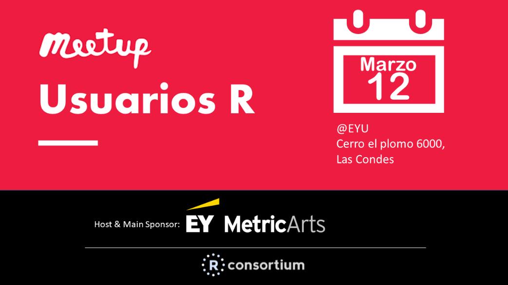 Meetup en EY 2020-03-12